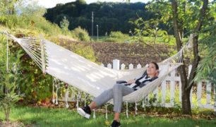 Hängematten und -Sessel