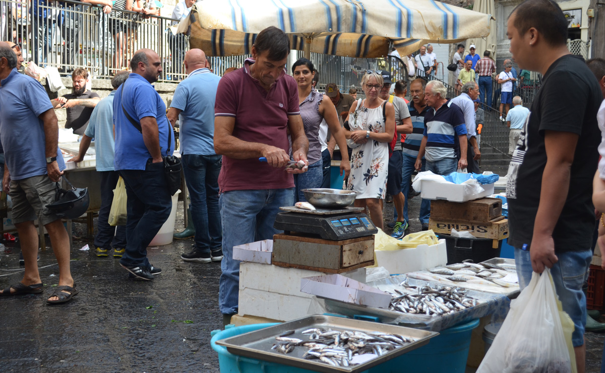 Sizilien Catania