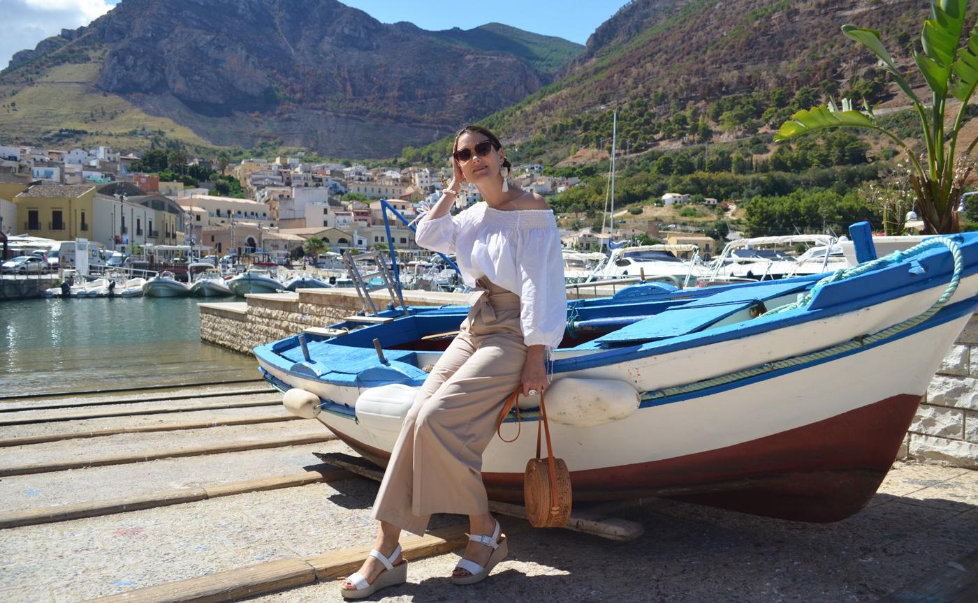 Sizilien Castellammare del Golfo