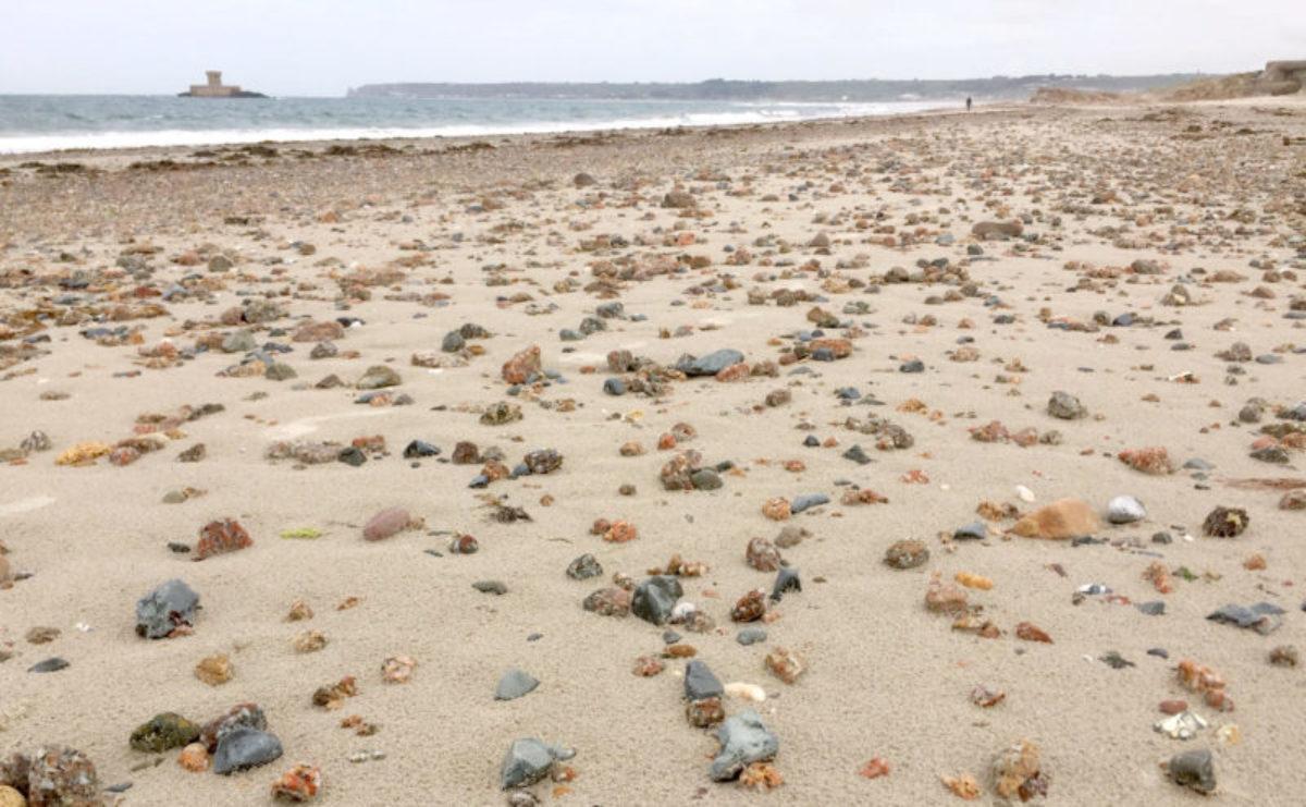 Östlicher Strand, Le Braye