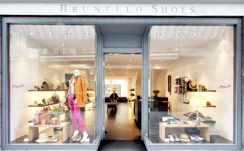 Brunello Shoes