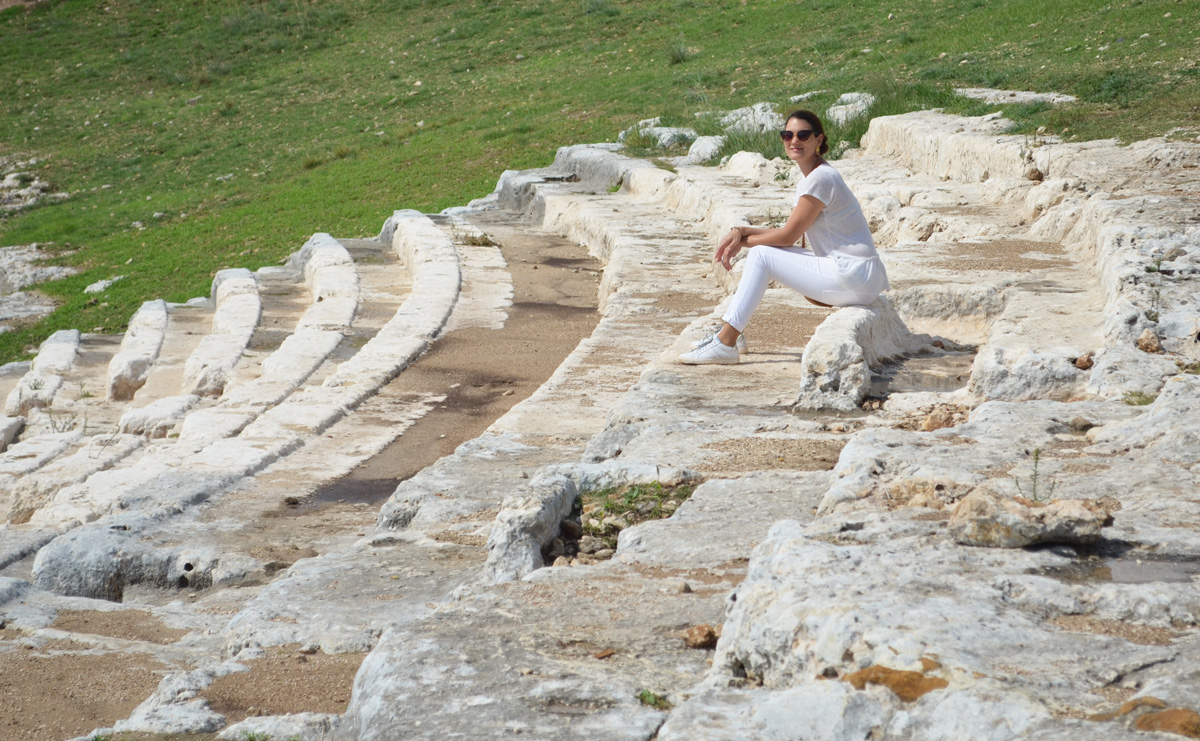 Sizilien Syracusa