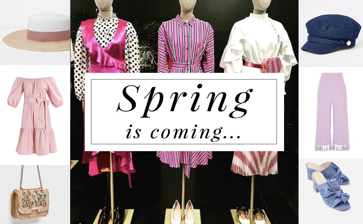 Trends Frühling 2018